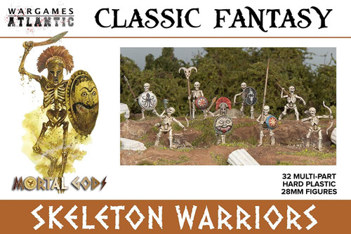 Classic Fantasy Skeleton Warriors (32)
