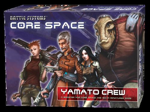 Core Space Yamato Crew