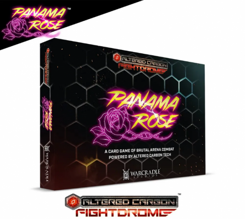 Altered Carbon Fightdrome: Panama Rose