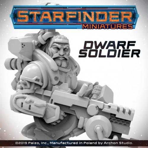 Dwarf Soldier