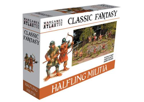 Classic Fantasy: Halfling Militia