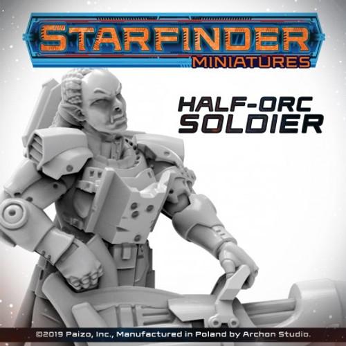Half-Orc Soldier
