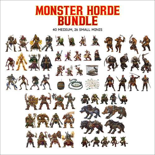 Monster Horde Bundle