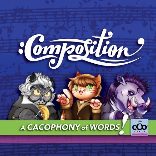Composition: A Cacophony of Words!