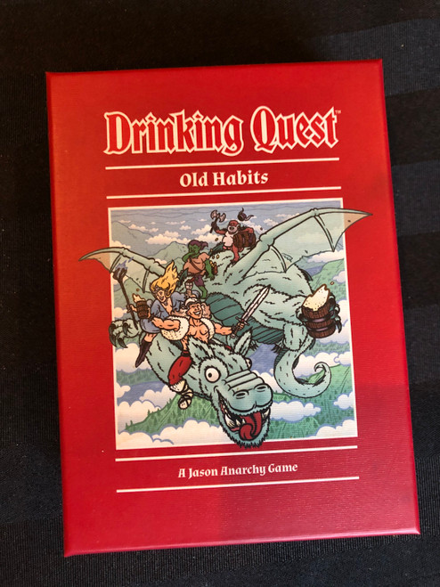 Drinking Quest: Old Habits