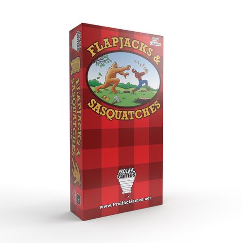 Flapjacks & Sasquatches