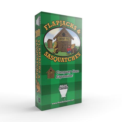 Flapjacks & Sasquatches: Company Store
