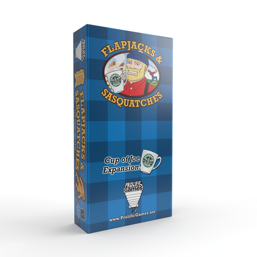 Flapjacks & Sasquatches: Cup of Joe