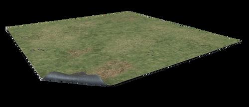 Grassy Fields Gaming Mat 2x2 v1