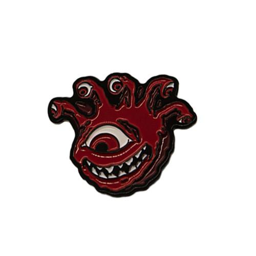 Eyegor Cherry Red - Enamel Pin