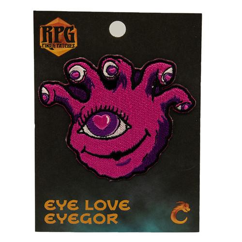 Eye Love Eygor - Patch