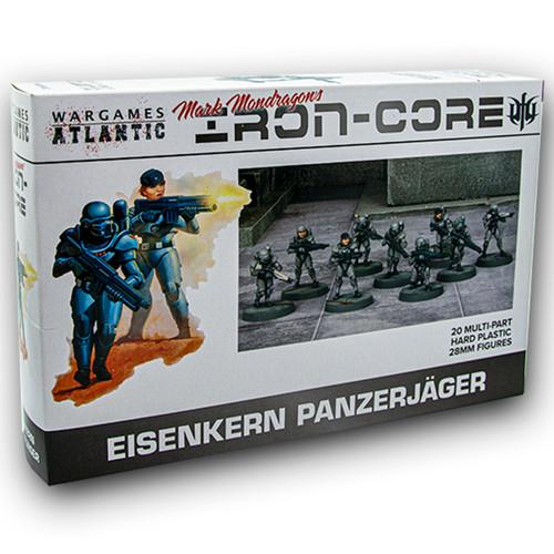 Iron-Core: Eisenkern Panzerjäger