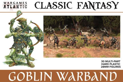 (PREORDER) Classic Fantasy: Goblin Warband