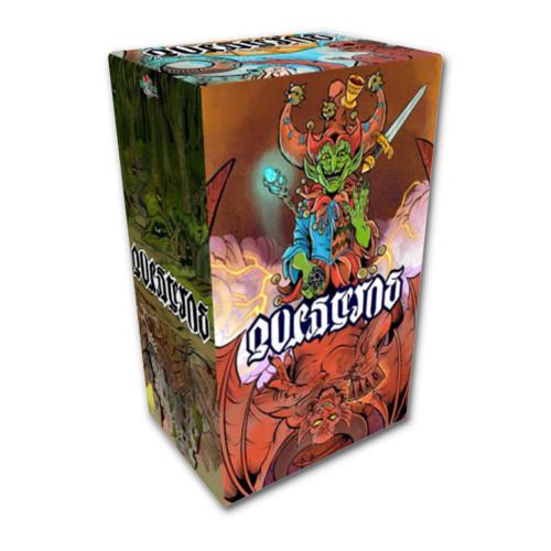(PREORDER) Questeros Card Game & Tarot Deck