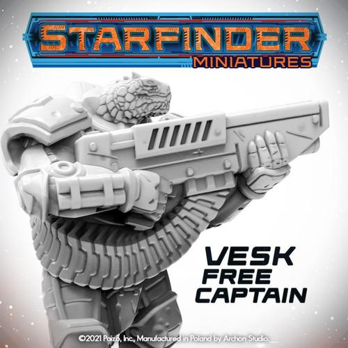 Vesk Free Captain