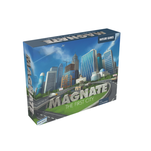 (PREORDER) Magnate: The First City