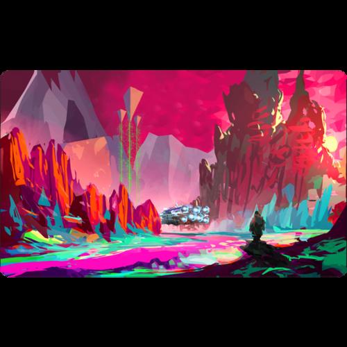 Ancient Ones - Homeworld Playmat