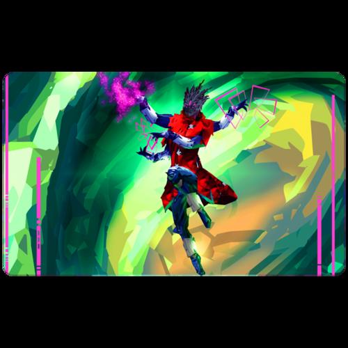 Ancient Ones - Knight of Jupiter Playmat