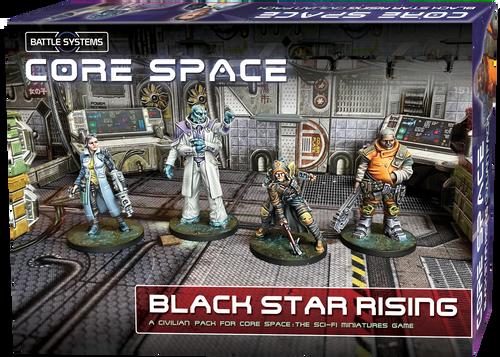 Core Space Black Star Rising