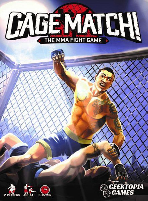 Cage Match! The MMA Fight Game