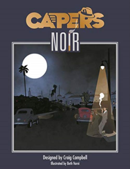Capers: Noir Supplement