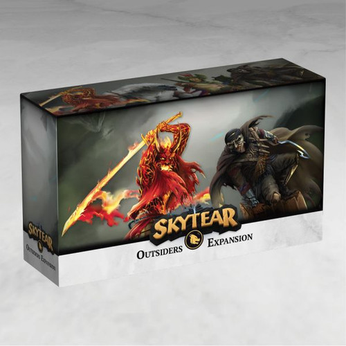 Skytear: Outsiders