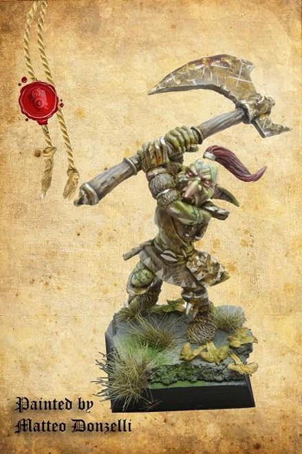 Goblin Hero A (2 Handed Weapon)