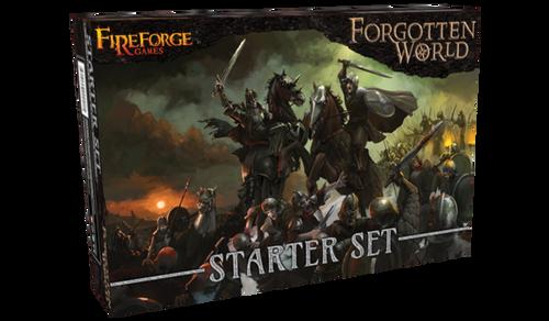 Forgotten Worlds Starter