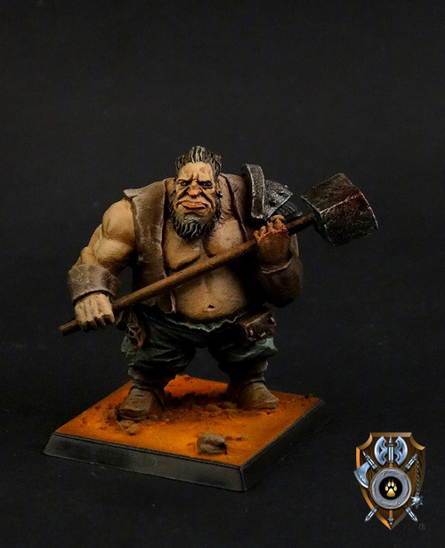 Talliareum Ogre Mining Guard