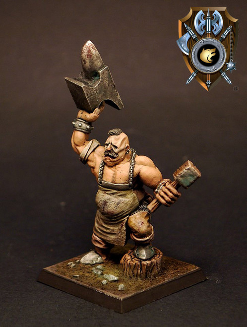 Talliareum Ogre Blacksmith