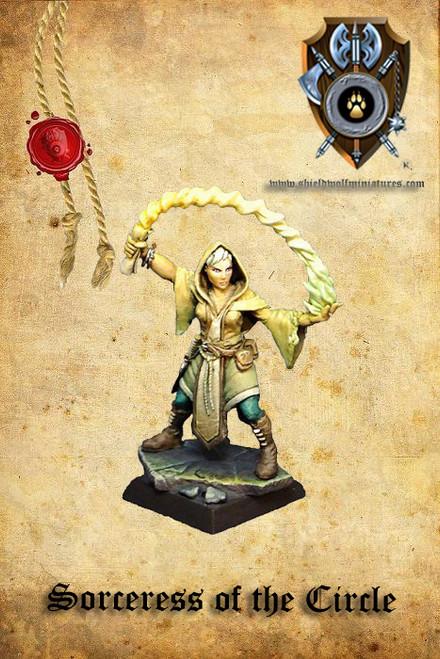 Sorceress of the Circle
