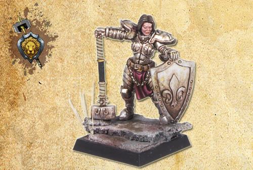 Heroine A of the Sisters of Talliareum