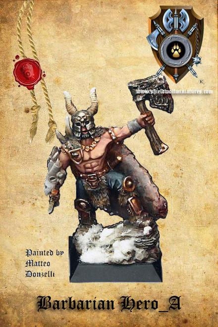 Barbarian Hero A