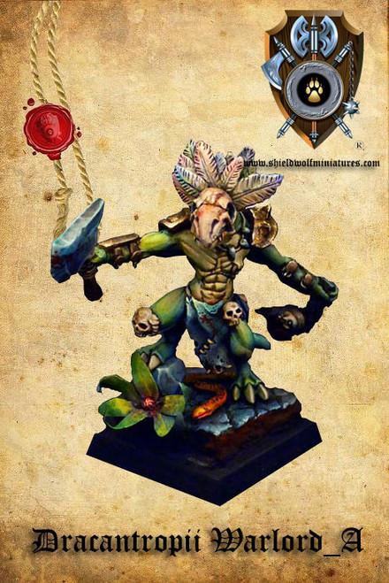 Dracantropii Warlord A