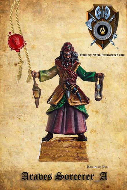 Araves Sorcerer A
