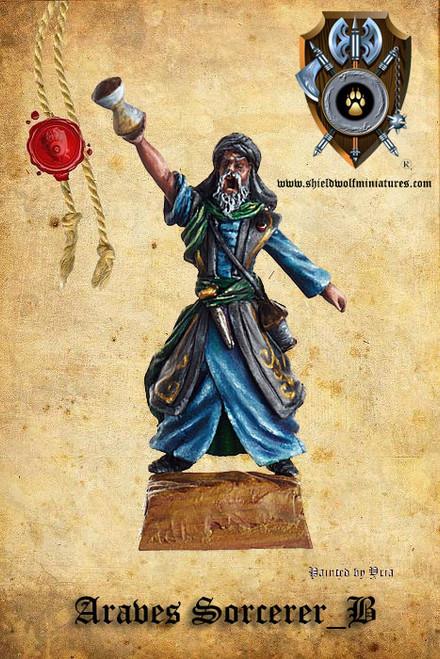 Araves Sorcerer B