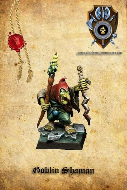 Goblin Shaman (w/ amulet)