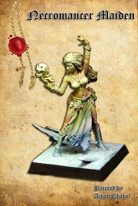 Necromancer Maiden (Northern Alliance)