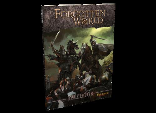Forgotten Worlds Rulebook
