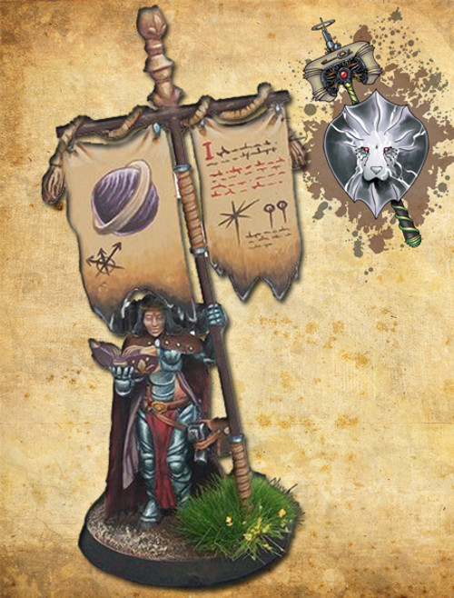 Banner Bearer of the Sisters of Faith/Sisters of Talliareum