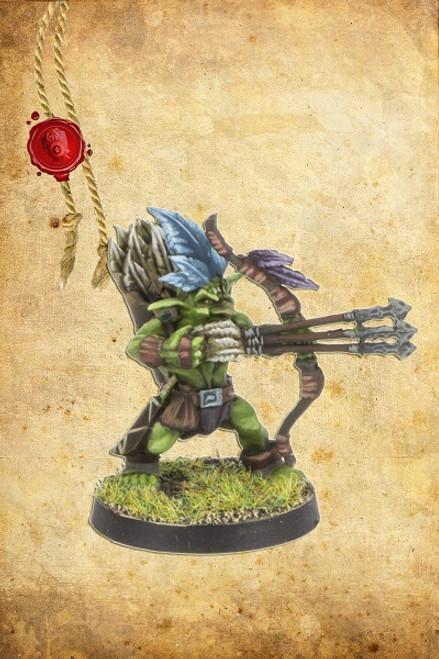 Forest Goblin Master Archer