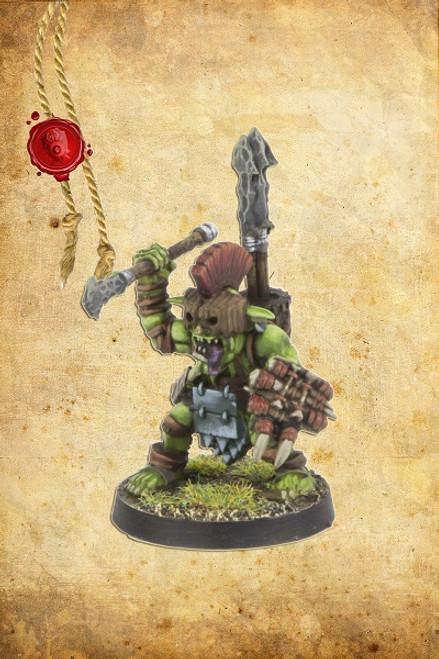 Forest Goblin Master Spearman