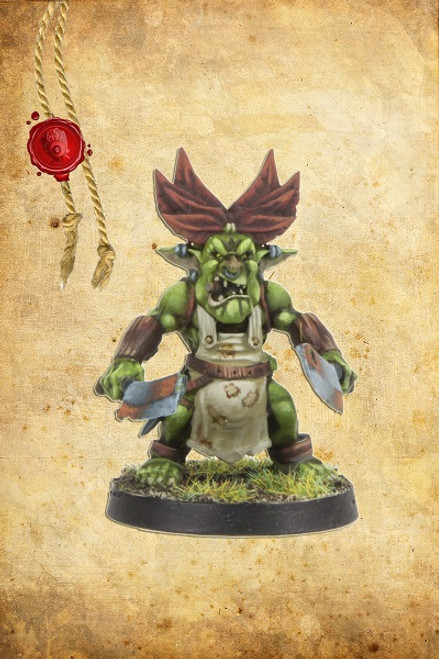 Forest Goblin Master Butcher