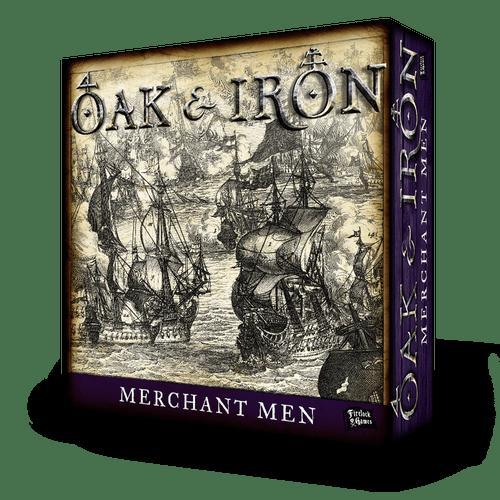 Oak & Iron - Merchant Men
