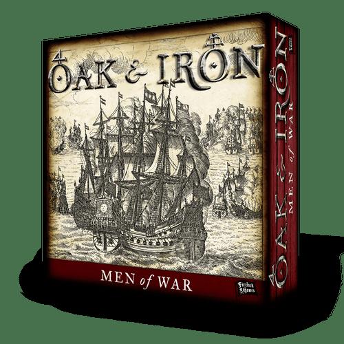 Oak & Iron - Men of War