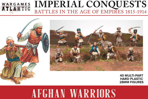 Imperial Conquest: Afghan Warriors