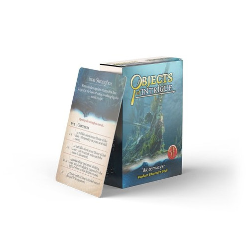 Objects of Intrigue: Waterways (5E)