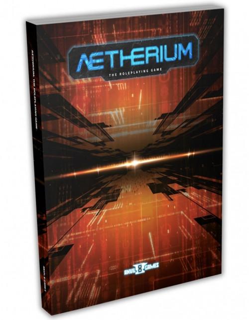 Aetherium RPG: Core Rulebook