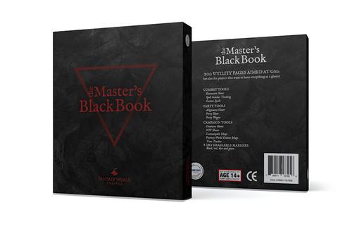 Fantasy World Creator Black Book