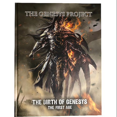 The Genesys Project: The Birth of Genesys- The First Age Book